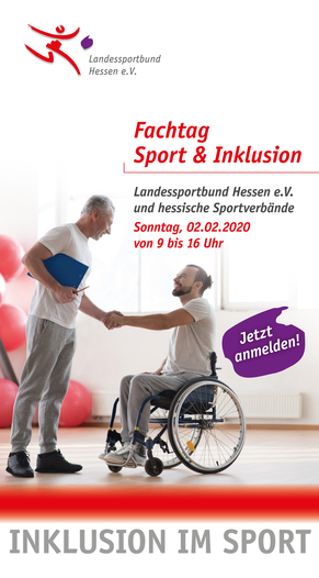lsbh fachtag sport inklusion